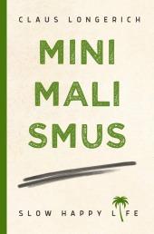 Minimalismus Cover