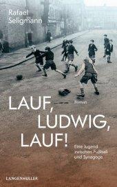 Lauf, Ludwig, lauf! Cover