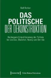 Das Politische der Dekonstruktion