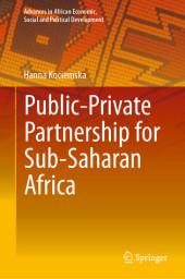 Public-Private Partnership for Sub-Saharan Africa