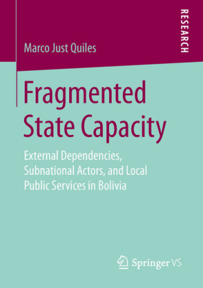 Fragmented State Capacity