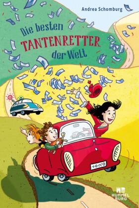 Cover des Mediums: Die besten Tantenretter der Welt