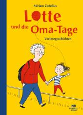 Lotte und die Oma-Tage Cover
