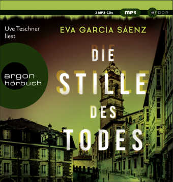 Die Stille des Todes, 2 MP3-CD