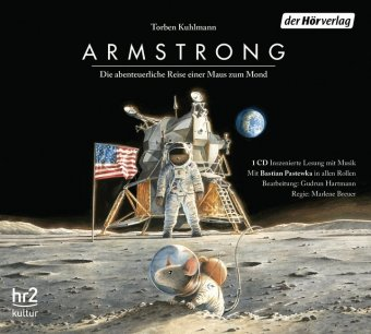 Armstrong, 1 Audio-CD