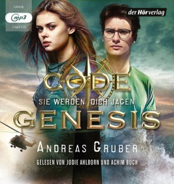 Code Genesis - Sie werden dich jagen, 1 MP3-CD