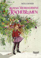 Agatha Merkwürdens Racheblumen Cover