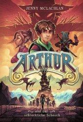 Arthur und der schreckliche Scheuch Cover