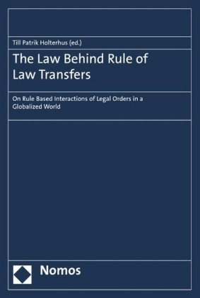 The Law Behind Rule of Law Transfers