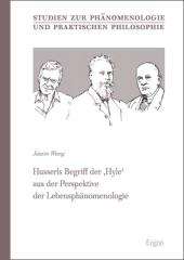 Husserls Begriff der 'Hyle' aus der Perspektive der Lebensphänomenologie