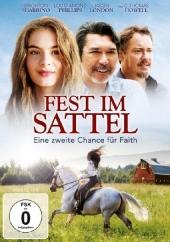 Fest im Sattel, 1 DVD Cover