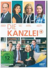 Die Kanzlei, 4 DVD