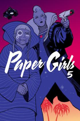 Paper Girls 5