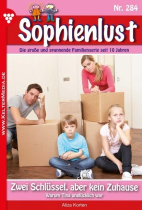 Sophienlust 284 - Familienroman