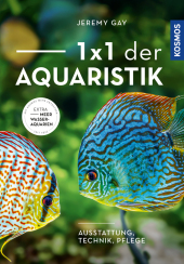 1 x 1 der Aquaristik Cover