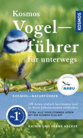 Kosmos Vogelführer für unterwegs Cover