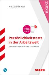 Persönlichkeitstests in der Arbeitswelt Cover
