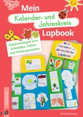 Mein Kalender- und Jahreskreis-Lapbook