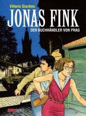 Jonas Fink Gesamtausgabe - Der Buchhändler von Prag
