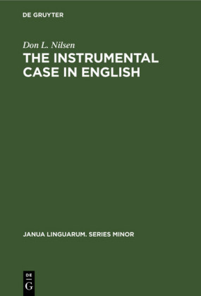 The Instrumental Case in English