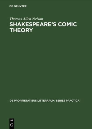 Shakespeare's comic theory