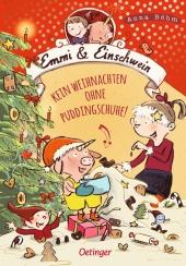 Emmi & Einschwein - Kein Weihnachten ohne Puddingschuhe! Cover