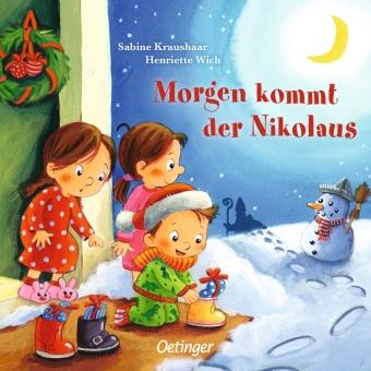 Morgen kommt der Nikolaus
