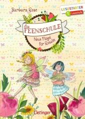 Die Feenschule - Neue Flügel für Rosalie Cover