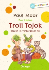 Der kleine Troll Tojok - Besuch im verborgenen Tal Cover