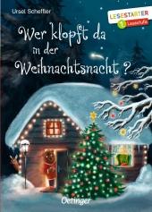 Wer klopft da in der Weihnachtsnacht? Cover