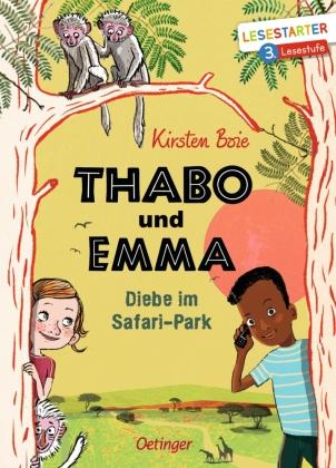 Thabo und Emma - Diebe im Safari-Park