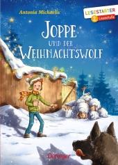 Joppe und der Weihnachtswolf Cover