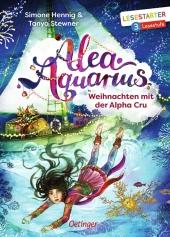 Alea Aquarius - Weihnachten mit der Alpha Cru Cover