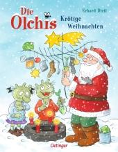 Die Olchis - Krötige Weihnachten Cover