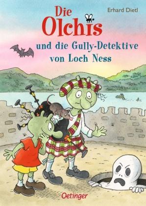 Die Olchis und die Gully-Detektive von Loch Ness