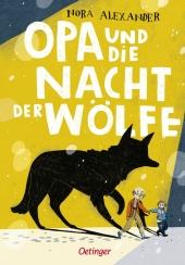 Opa und die Nacht der Wölfe Cover