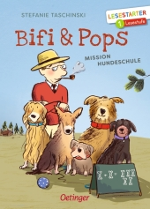 Bifi & Pops - Mission Hundeschule Cover