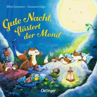Gute Nacht, flüstert der Mond