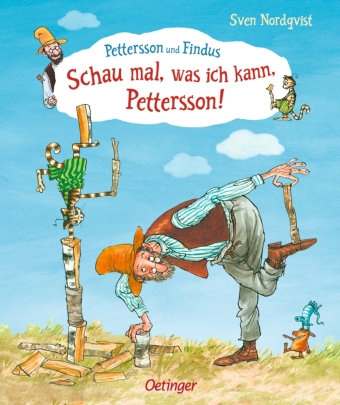 Pettersson und Findus: Schau mal, was ich kann, Pettersson!