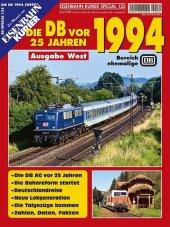 Die Deutsche Bahn AG vor 25 Jahren - 1994 Westen