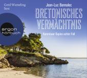 Bretonisches Vermächtnis, 8 Audio-CDs Cover