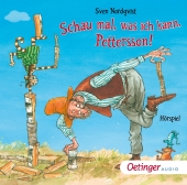 Schau mal, was ich kann, Pettersson!, 1 Audio-CD Cover