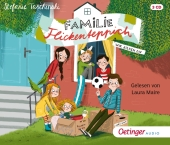 Familie Flickenteppich, 3 Audio-CDs Cover