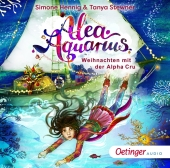 Alea Aquarius - Weihnachten mit der Alpha Cru, 1 Audio-CD Cover