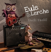 Eule und Lerche. Zacki Zacki!, 1 Audio-CD Cover