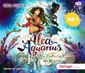 Alea Aquarius - Die Botschaft des Regens, 4 Audio-CDs