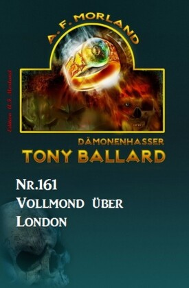 Vollmond über London Tony Ballard Nr. 161