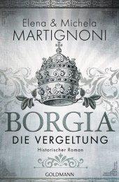 Borgia - Die Vergeltung Cover