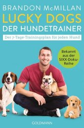 Lucky Dogs - der Hundetrainer Cover