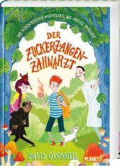 Die wunderlichen Abenteuer des Archie McEllen - Der Zuckerzangen-Zahnarzt Cover